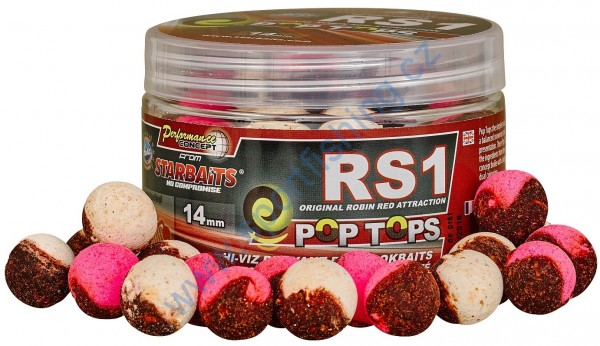 STARBAITS Pop Tops RS1 60g  14mm