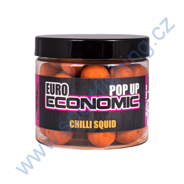LK Baits Pop-up Euro Economic Chilli Squid 18mm 200ml