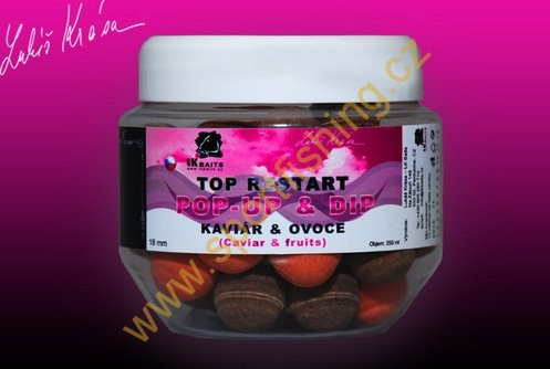 Pop-up Top ReStart 14mm 150ml + dip Caviar/Fruits