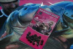 LK Baits Rig Rubber Beads QTY 20