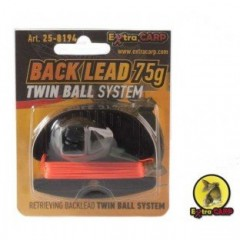 Extra Carp Back Lead Twin Ball 95 g