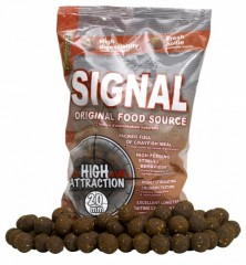 STARBAITS Boilies Signal 1kg 20mm