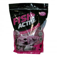 LK Baits Fish Activ Purple Plum 1kg, 20mm