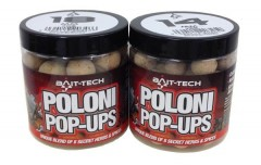 BAIT-TECH Boilies Poloni Pop-Ups 14mm, 70g