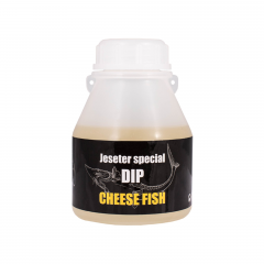 LK Baits Jeseter Special Dip Cheese 200ml