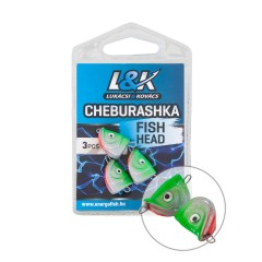 CHEBURASHKA L&K FISH HEAD