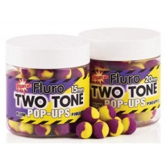 DYNAMITE BAITS POP-UP Fluro Two Tone Plum&Pineapple 15mm