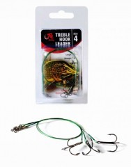 Lanko s Trojhákem Treble Hook Leader