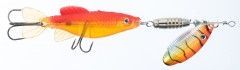 JAXON HOLO REFLEX ROTUS MINNOW LURES Size 3 Weight 18,0g Colour C (BO-HD3C)