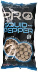 STARBAITS Boilies Probiotic Squid & Pepper 2,5kg 20mm