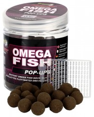 STARBAITS Omega Fish - Boilie plovoucí 80g 14mm