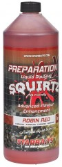 STARBAITS PREP X SQUIRTZ 1L  ROBIN RED